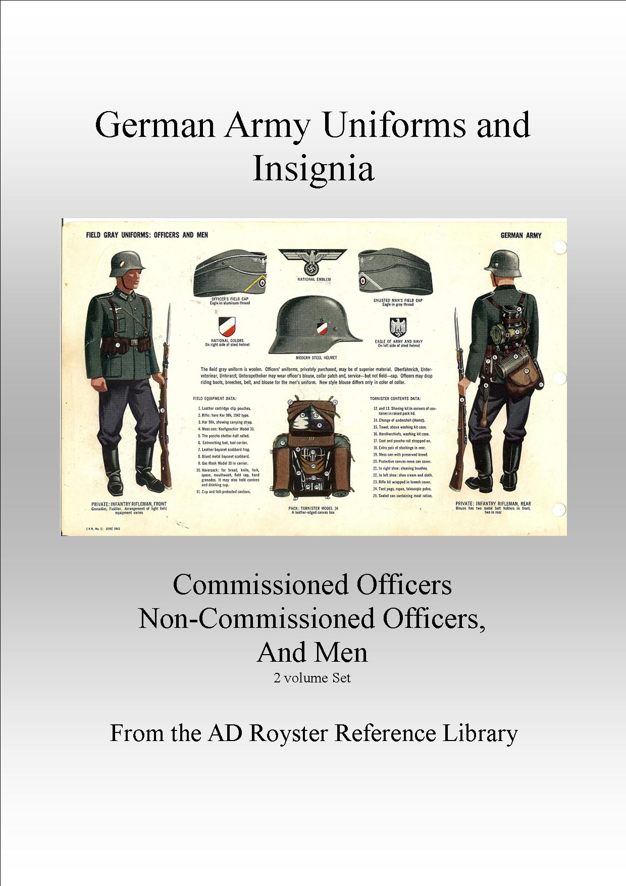 Army Uniforms Cover 1