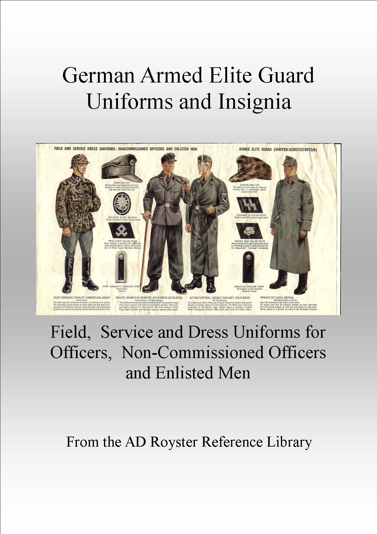 SS Uniforms Cover 1